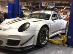 Porsche GT3 R Wide Body 997.2 Race Car - price reduction
