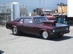 1970 NOVA S/ST S/GAS