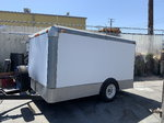 "10' x 7'-3""  Motorcycle/Cargo Trailer"