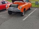 49 chevy sedan Gasser FS/FT