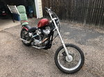 1997 Harley Rigid Chopper