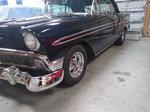 56 Chevy belair convertible