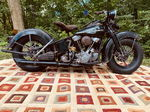 1946 Harley-Davidson FL Knuckle Knucklehead