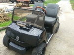 2004 yamaha golf cart with v twin built for pulling car