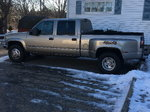 2000 Chevy 3500 Dually Shortbed