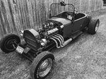 27 Ford T Bucket/Roadster all Ford