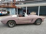 1962 corvette project (nice)