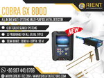 COBRA GX 8000 – Best treasure Hunting Device for Prosp