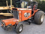 D21 Allis Chalmers Rolling Chassis