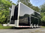 2019 inTech stacker trailer 26ft like new. Greenville SC