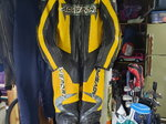 AGV Leather Suit