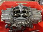 Holley 650 4150 Carburetor CRA / Blizzard Series Crate legal