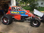 360 Wingless Sprint Car Team Sellout