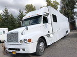 Freightliner Toter Home
