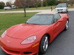 2008 corvette convertible