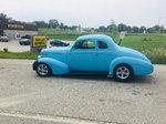 Rare 1937 Pontiac coupe