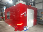 Dynojet Motorcycle Dyno and sound proof room