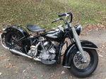 1952 Harley-Davidson Panhead EL 61ci
