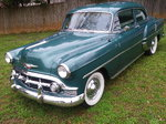 1953 Chevrolet One-Fifty Series