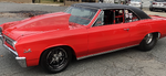1967 chevelle ss.  Real