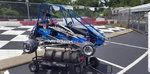 Race Ready Medium Storm Light 160 Quarter Midget