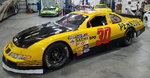 Pontiac Road Race Cup Car