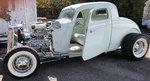 1934 Coupe - flathead blown