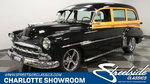 1952 Chevrolet Tin Woody Wagon