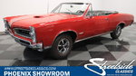1966 Pontiac GTO Convertible Tribute