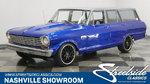 1963 Chevrolet Nova CHEVY II WAGON RESTOMOD