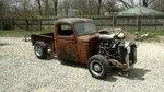 1946 Chevy Rat Rod