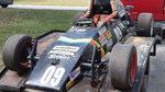 Formula V with trailer