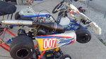 Zanardi KZ1 Shifter