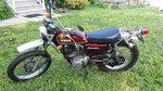 1974 Yamaha DT 125