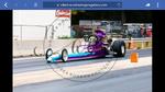 95 Hardtail Danny Nelson Racecraft. Roller