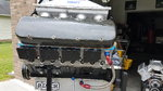FRESH 394 CI SPLAYED VALVE SBC ENGINE