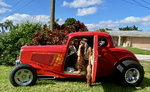 1933 Steel Ford 5 Window Hi Boy $50,000 cash now