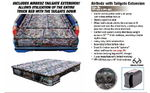 AirBedz CAMO Truck Air Mattress