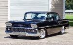 1958 Chevrolet BelAir Hardtop Sport Coupe Resto-Mod