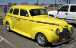 1940 Chevrolet 4 Door Sedan Street Rod