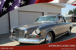 1963 Studebaker Hawk Gran Turismo