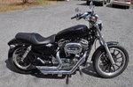 2009 Harley Davidson Sportster 1200 Low