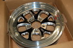 "WELD RACING WHEELS RT-S S76 Part # 76LB-503B16A  15"" X"