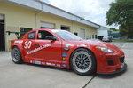 2008 Mazda RX-8 Grand Am GT Riley