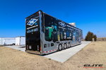 53'  Wild Side Semi Trailer, Will Carry 2 Cars