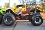 Ride truck monster truck  for sale $37,500