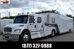 2014 Freightliner M2 106 & ATC All Aluminum Gooseneck Traile  for sale $139,900