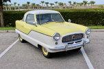 1956 Nash Metropolitan  for sale $16,900