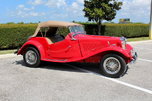1953 MG TD  for sale $36,250