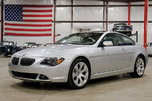 2005 BMW 645Ci  for sale $14,900